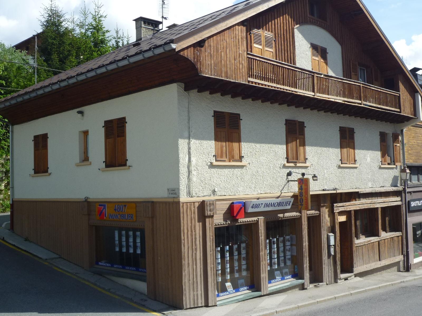 Agence immobilière4807 Immobilier Megève à Megève (74120)