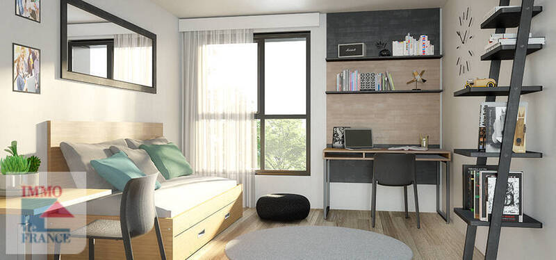 Vente Neuf Appartement Meuble 1 Piece 24 21 M A Clermont Ferrand 63100