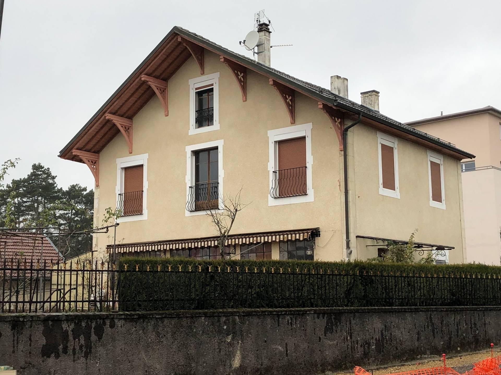Buy Maison maison ancienne 5 rooms 205.8 m² Cessy 01170