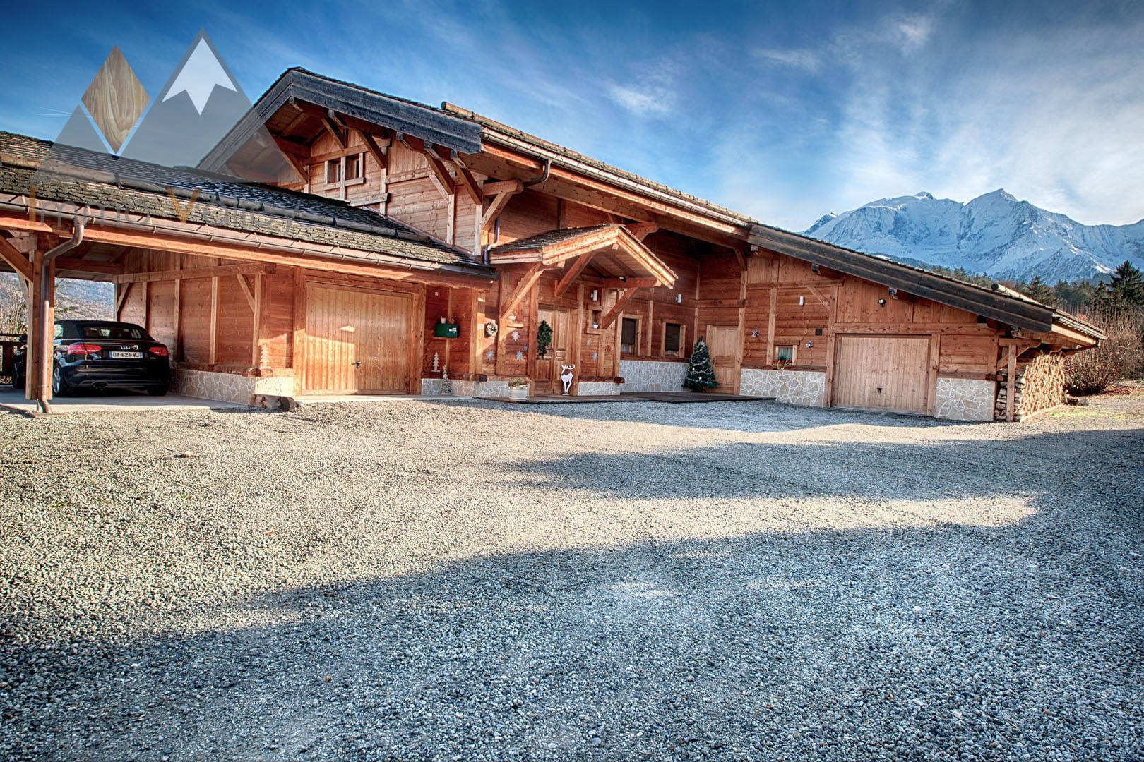 Buy Chalet 8 rooms Domancy 74700 - Immo Valley