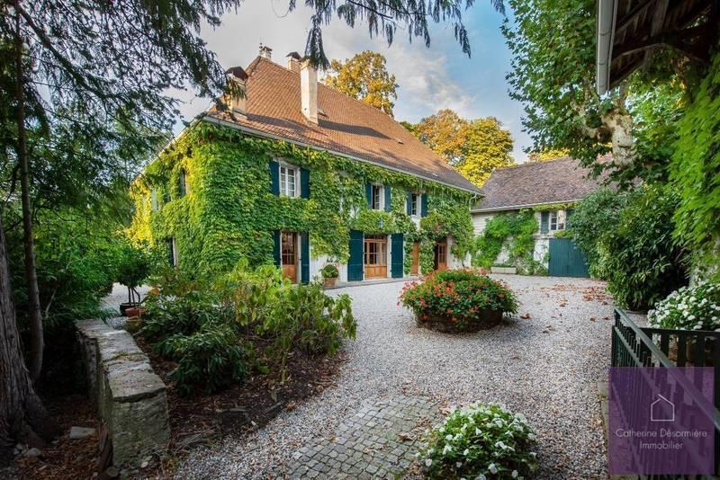 House Maison De Maitre 10 Rooms 426 M 1980000 Fillinges 74250 Entoure De Verdure For Sale