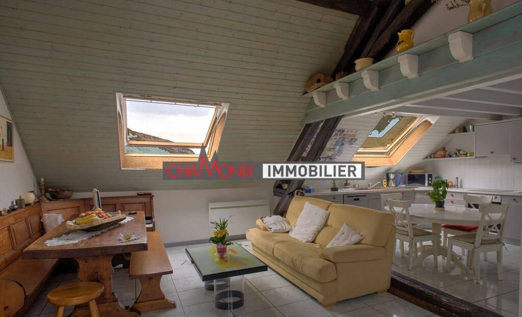Buy Apartment T3 4 Rooms Sallanches 74700