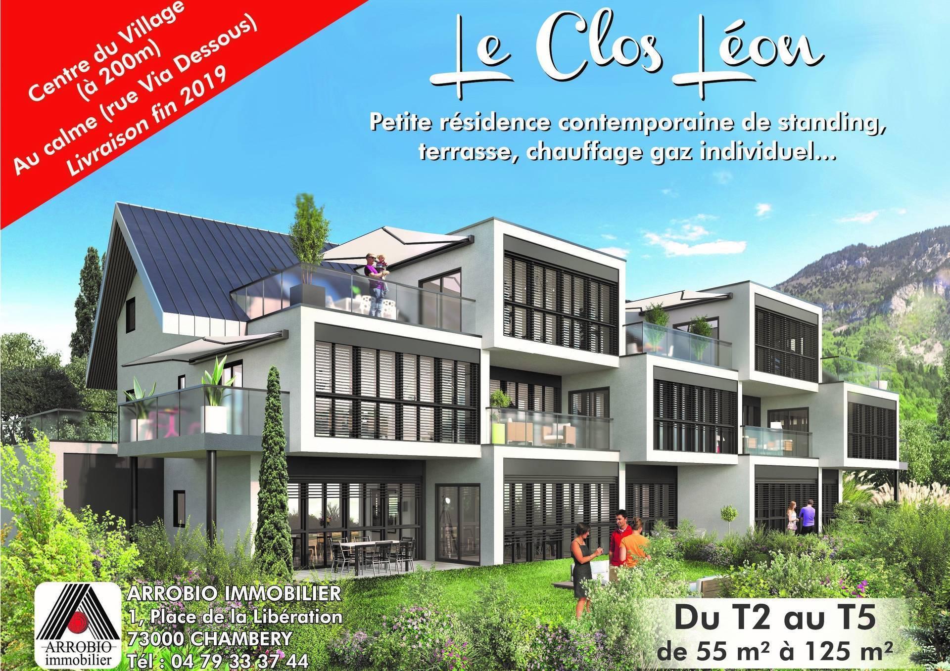 Programme neuf CLOS LEON à Mouxy